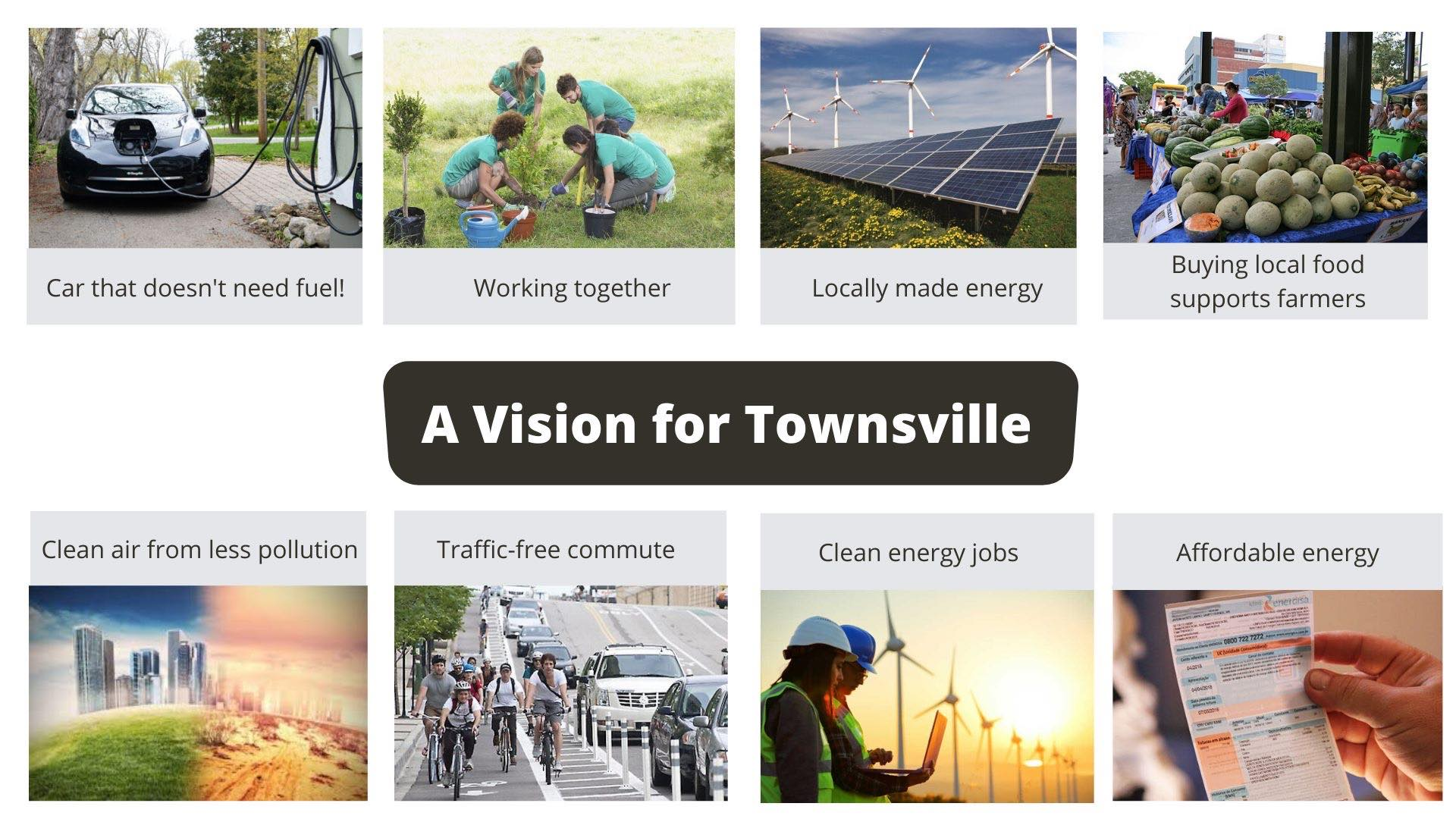 NQCC's Vision for Townsville