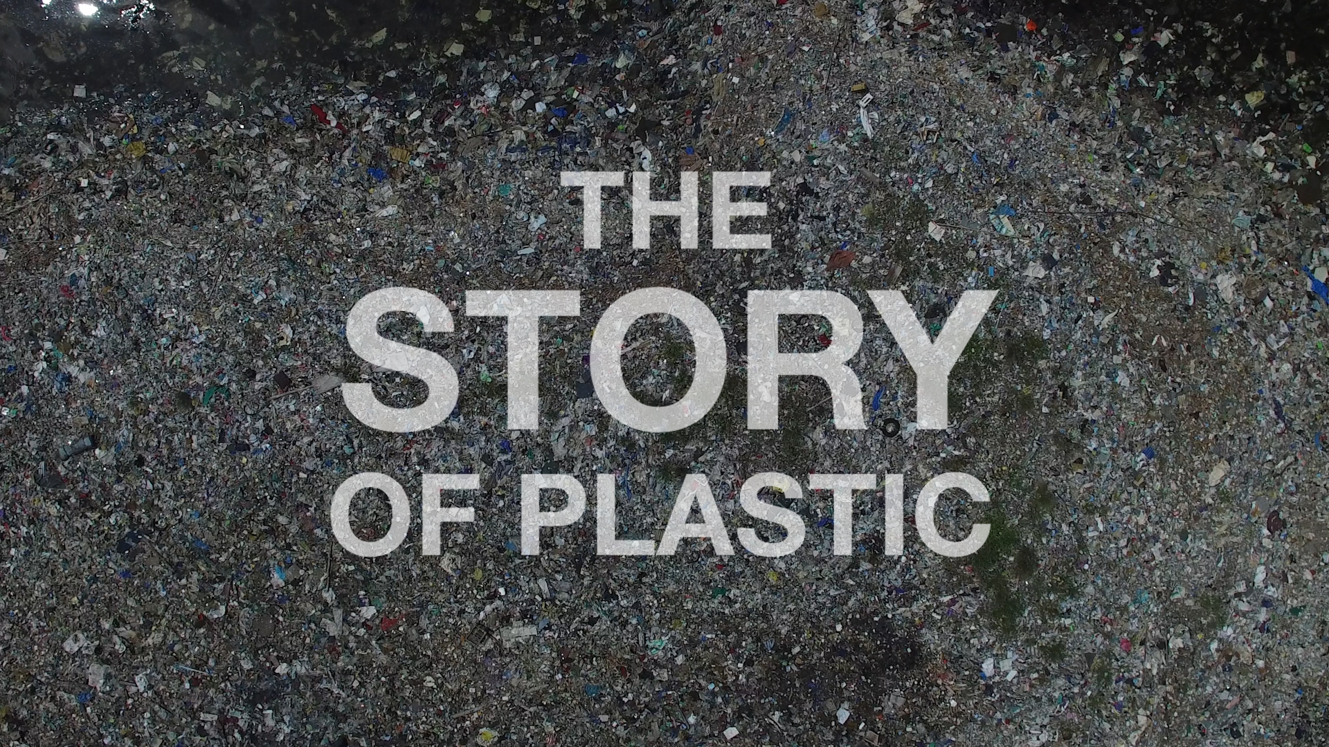 Story of Plastic title