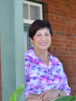Mayor Lyn McLaughlin