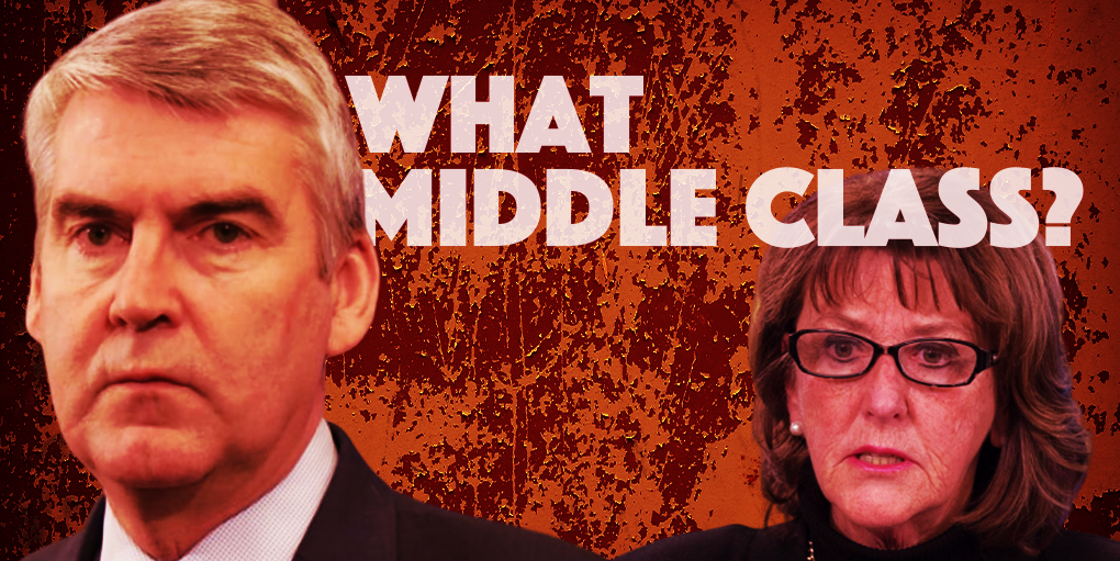 Houston: McNeil Liberal budget ignores the middle class