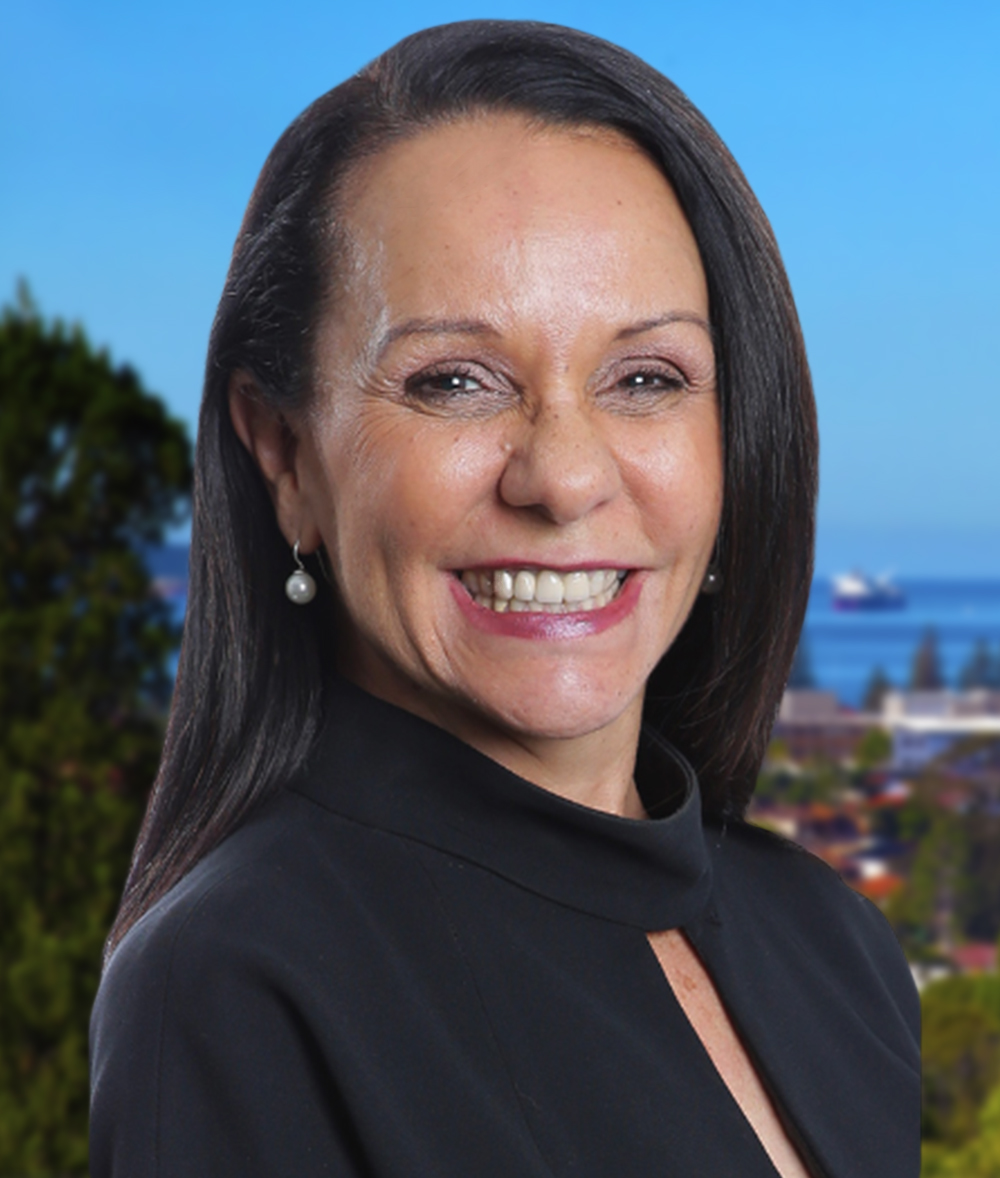 Linda Burney - Member for Barton