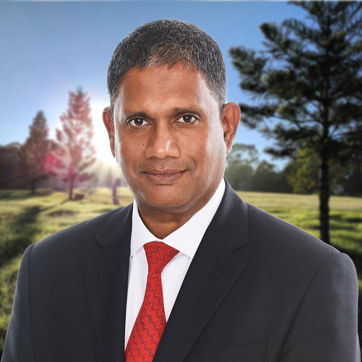 Immanuel Selvaraj - Labor for Mitchell