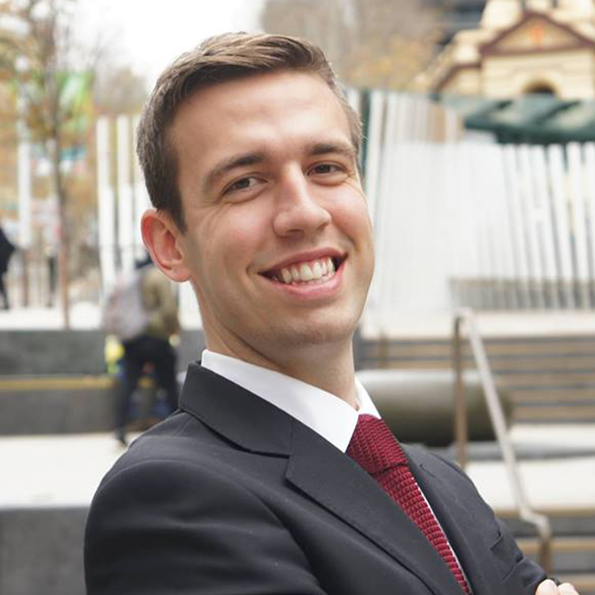 Brett Stone - Labor for North Sydney