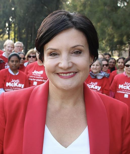 Jodi McKay - Member for Strathfield