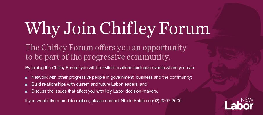ChifleyForum