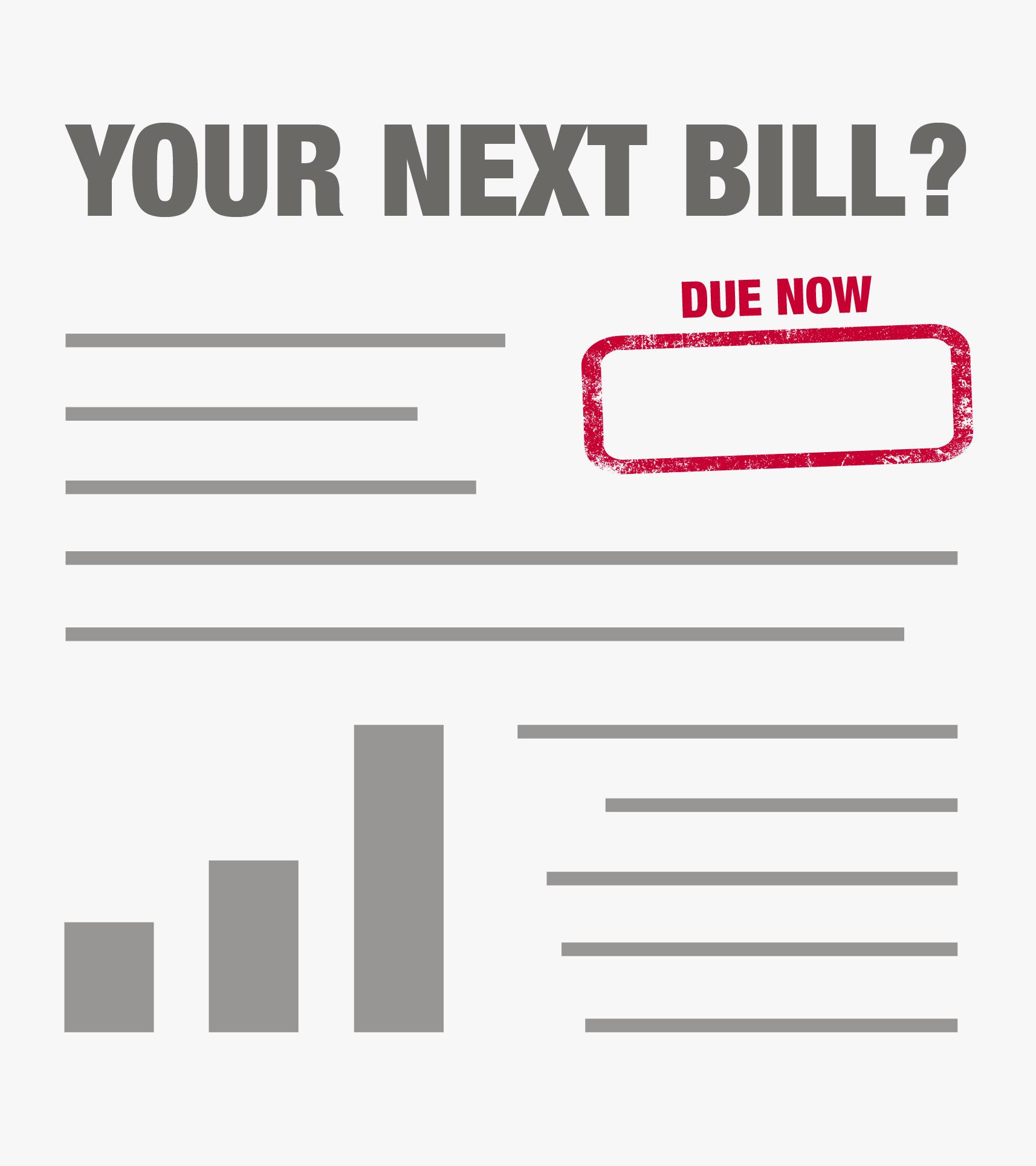 Your next power bill?