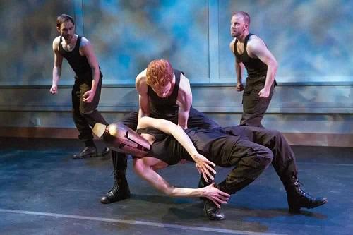 """Aquila Theatre's """"Philoctetes"""""""