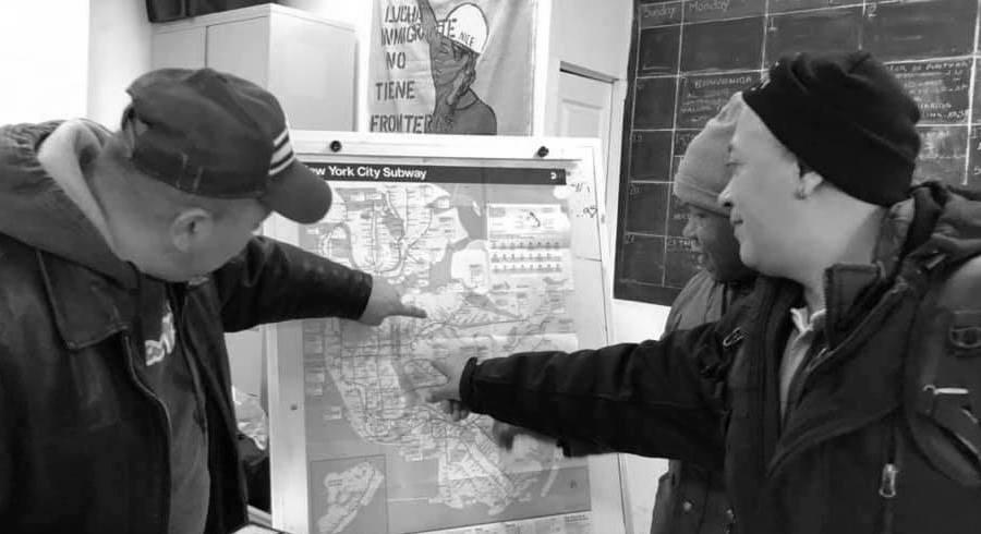 ¿Quiénes somos? | NICE es una organización comunitaria que se dedica al empoderamiento de las y los trabajadores inmigrantes en Nueva York.