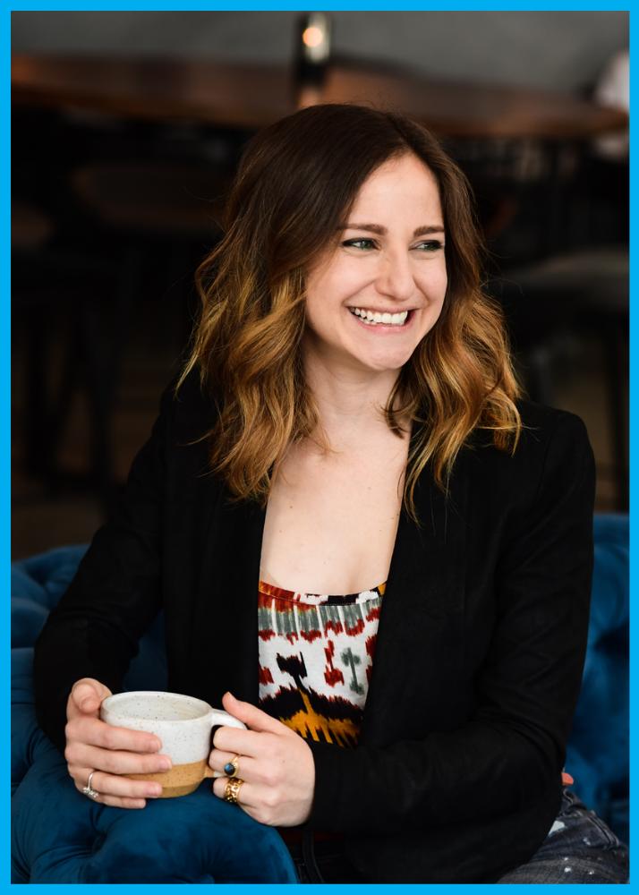 Dr. Emily Anhalt - Co-founder, Coa