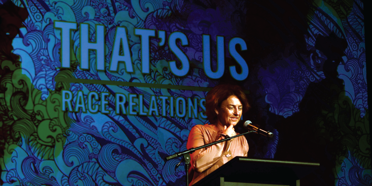 The way we treat each other will decide what path New Zealand goes down   Dame Susan Devoy, Race Relations Commissioner