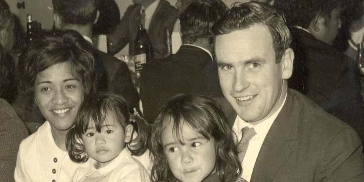My experience of racism as a child, a CEO and as a Mum | Glenis Hiria Philip-Barbara, Ngāti Porou/Ngāti Uepōhatu