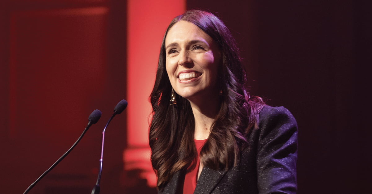 Jacinda Ardern's Speech to the 2019 Labour Party Conference thumbnail