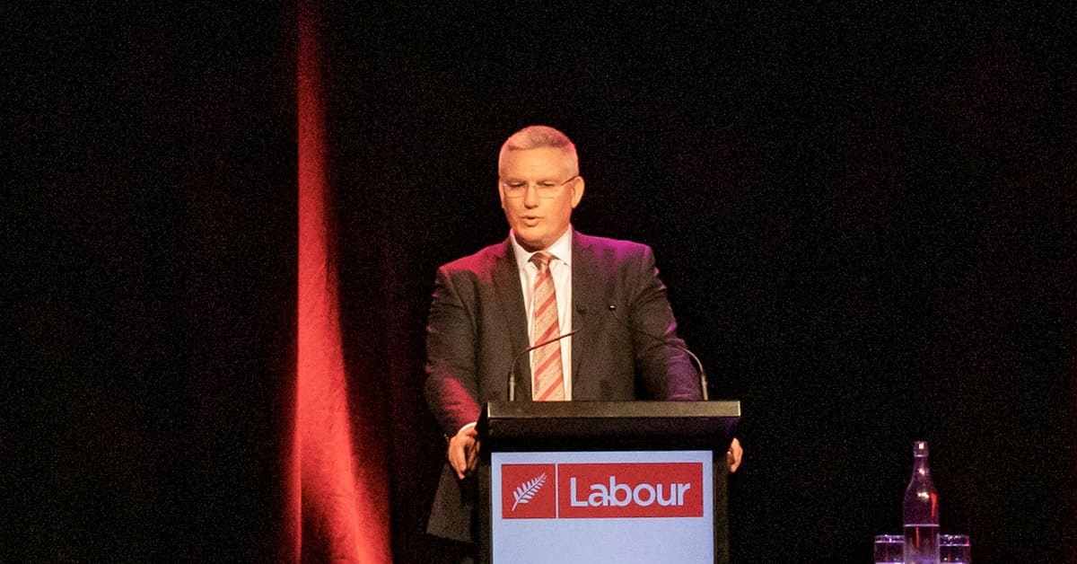 Kelvin Davis' Speech to the 2019 Labour Party Conference thumbnail