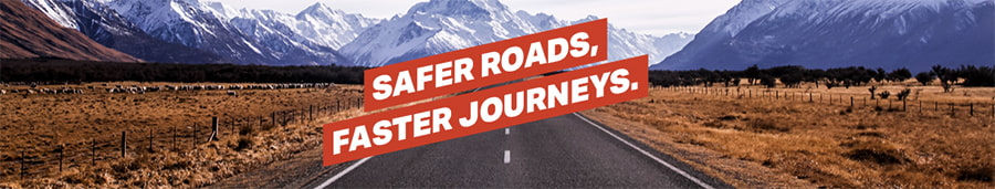Safer roads, faster journeys