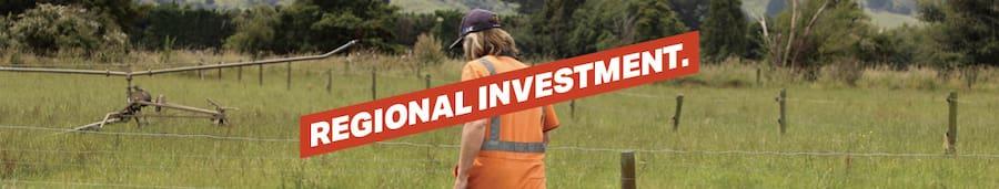 Regional investment