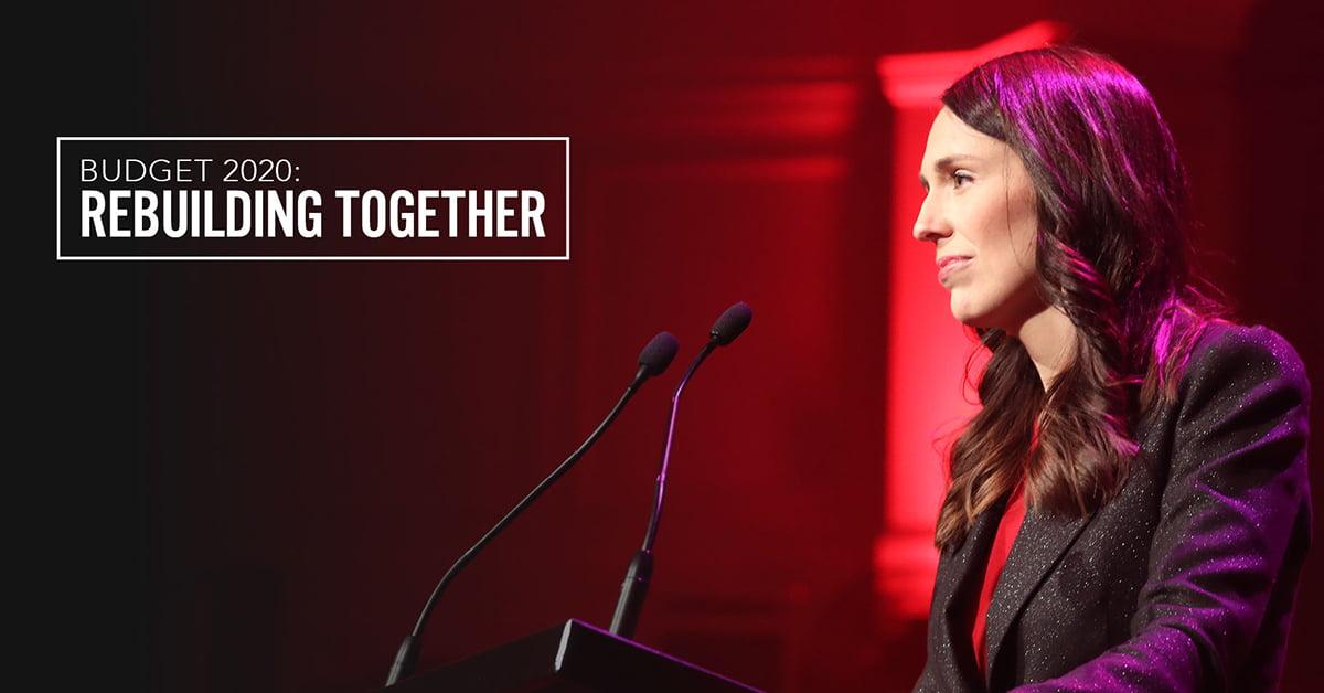 Jacinda Ardern's 2020 Budget Speech thumbnail