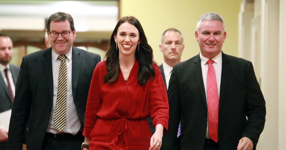 How Labour's team is leading New Zealand thumbnail