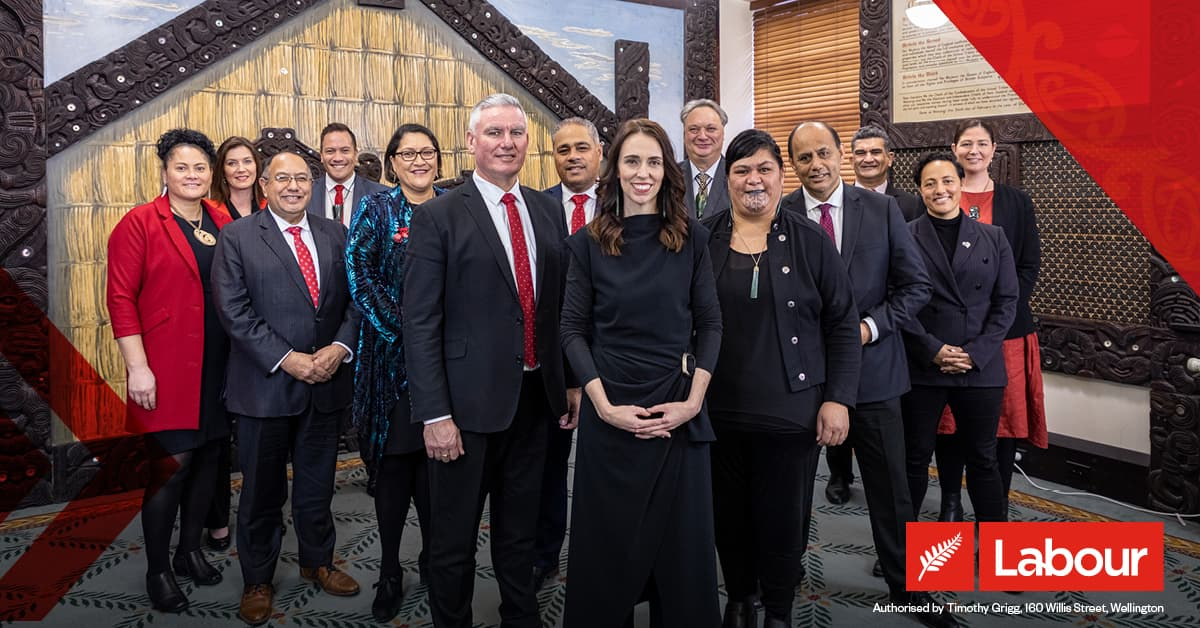 Labour's Māori Manifesto: Working together in partnership thumbnail