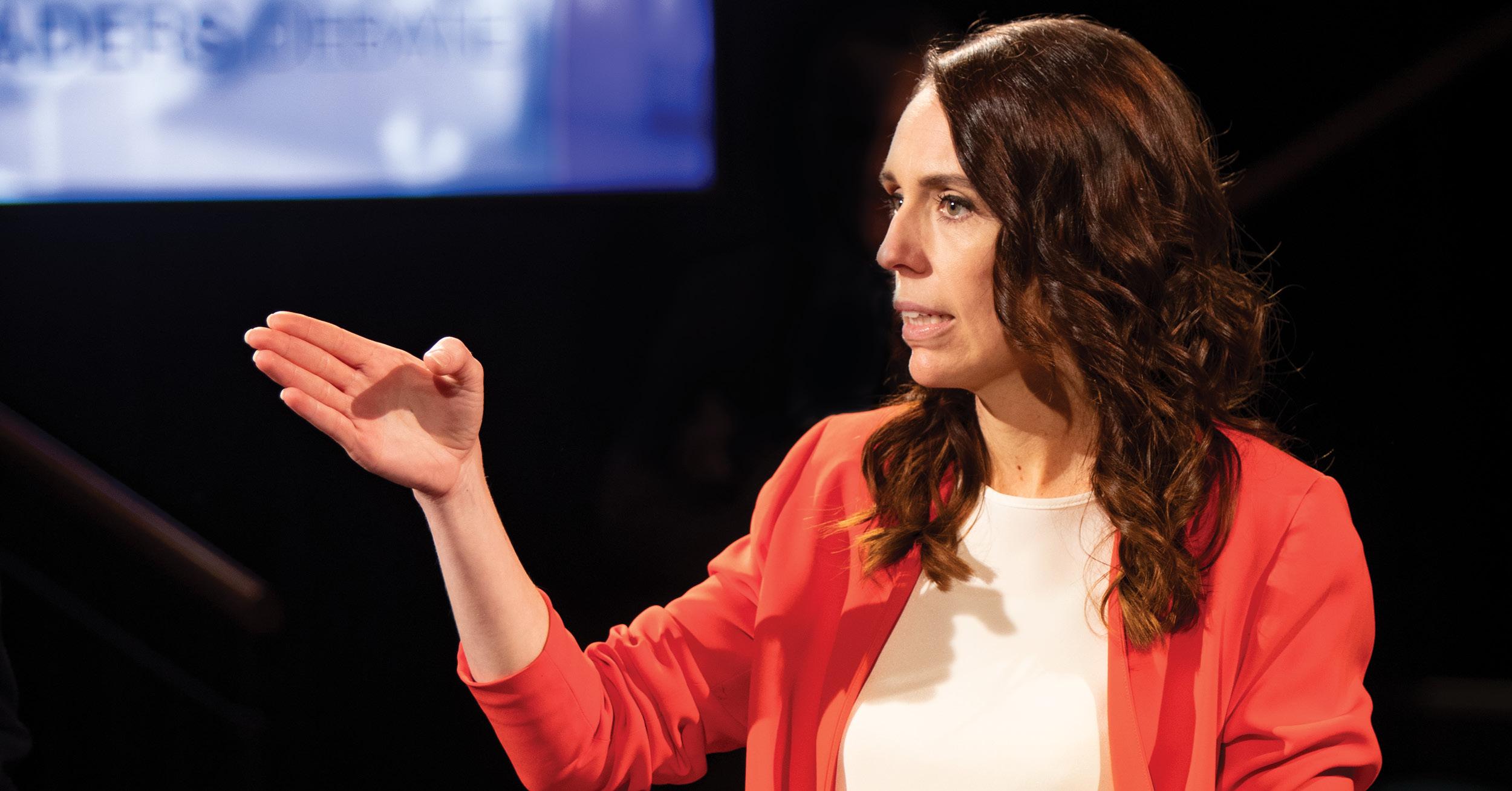 Jacinda Ardern takes out Newshub debate thumbnail
