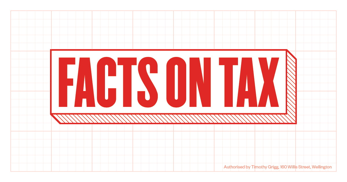 "National's false 'wealth tax' claims: The ""last roll of the misinformation dice"" thumbnail"