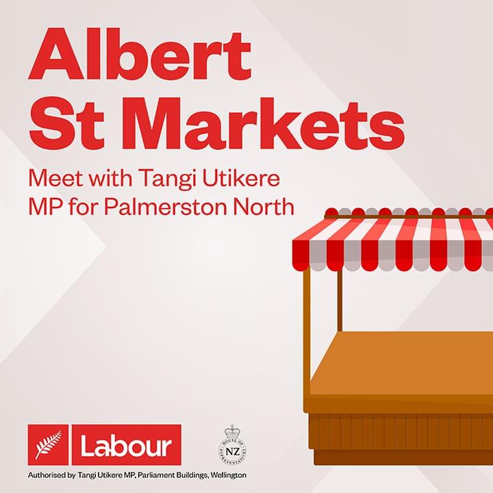 Albert Street Markets