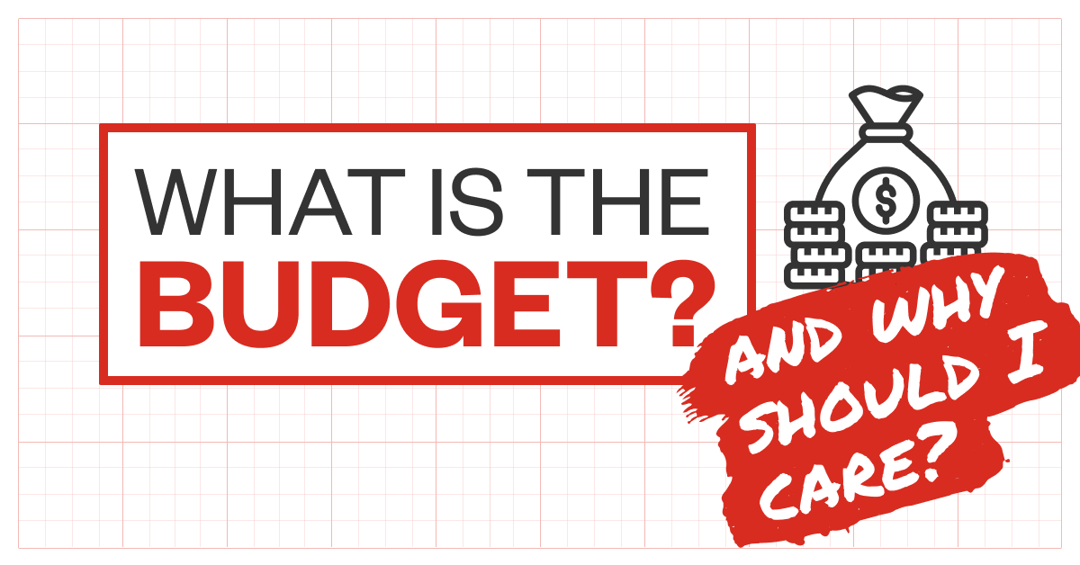 What is the Budget and why should I care? thumbnail