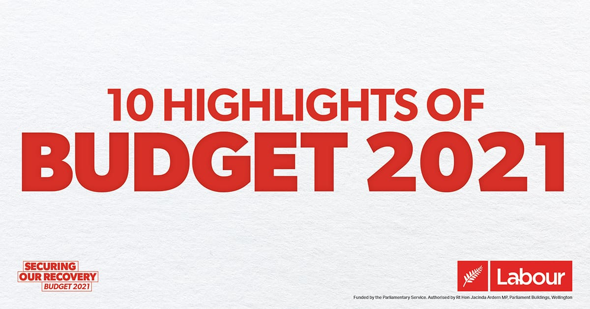 10 highlights of Budget 2021 thumbnail