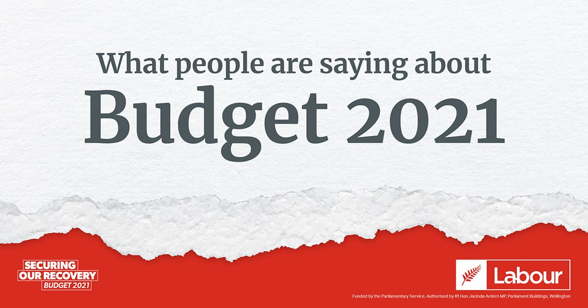 What people are saying about Budget 2021 thumbnail