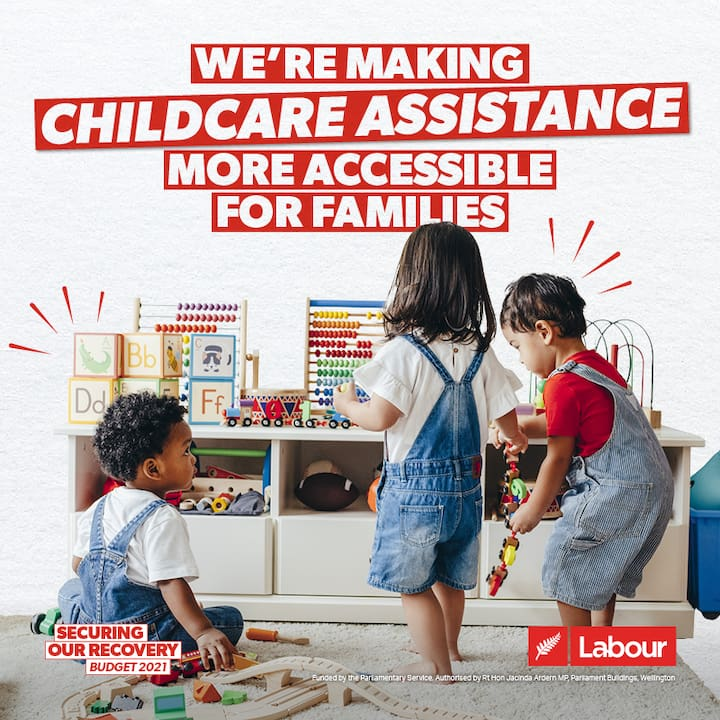 We're making childcare assistance more accessible for families