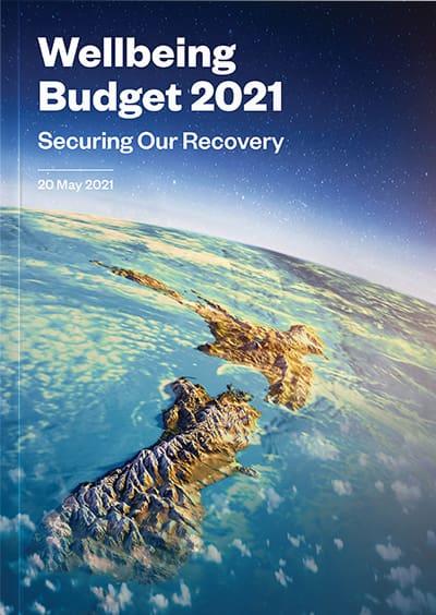 Budget 2021 cover
