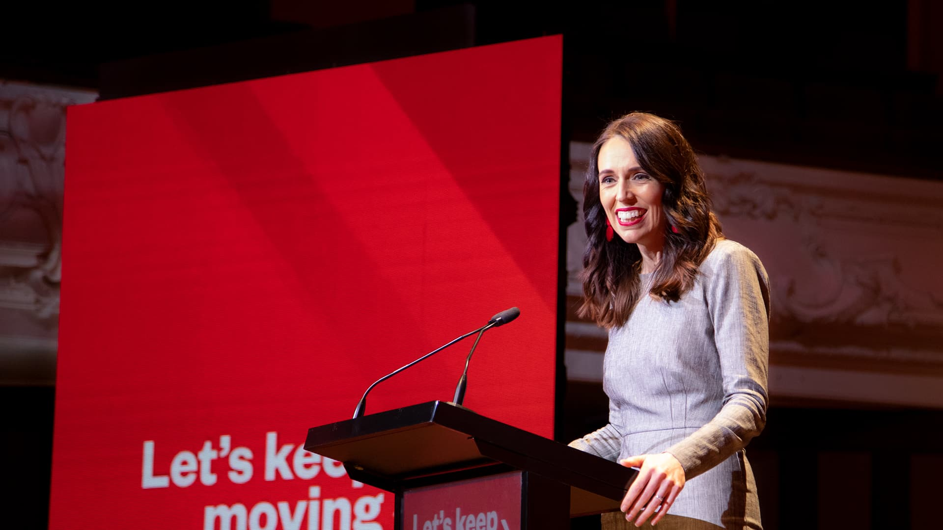 Join Jacinda & our movement today ↓