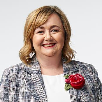 Hon Dr Megan Woods