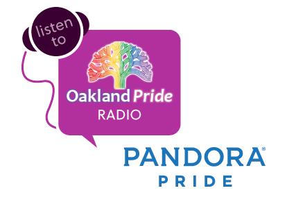 Oakland Pride Pandora Radio
