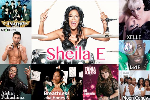 Sheila E: Oakland Pride 2014