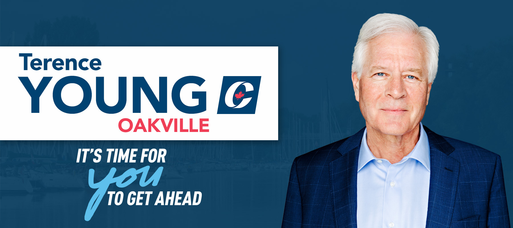 Terence Young for Oakville