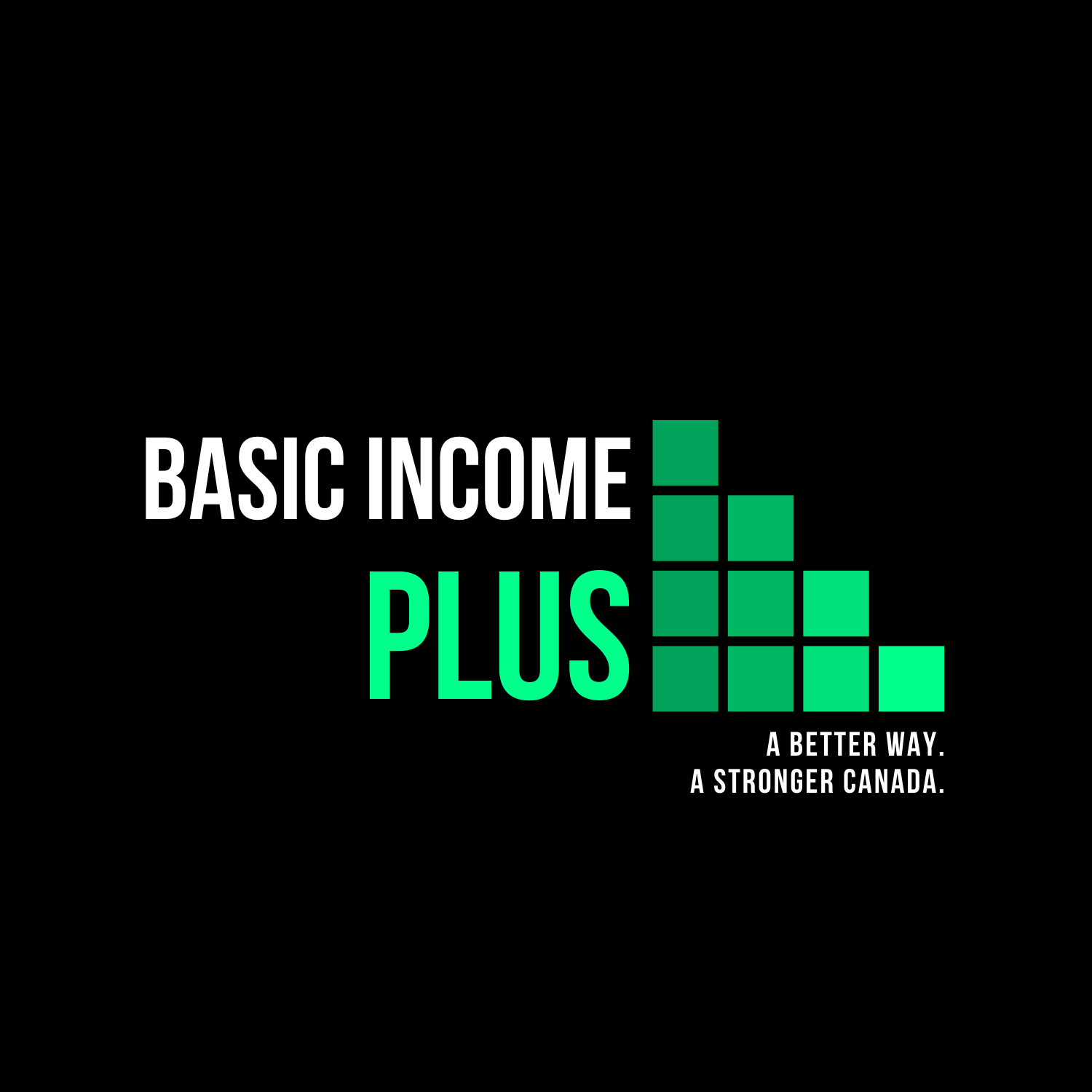 basic income plus logo