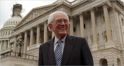 Senator Howard M Metzenbaum