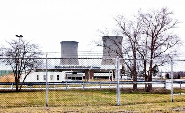 Ohio's Perry Nuclear Plant Credit: Neal Wellons (Creative Commons)