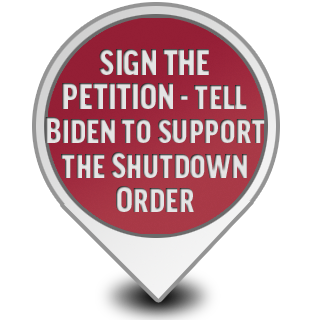 Sign the Petition to President Biden
