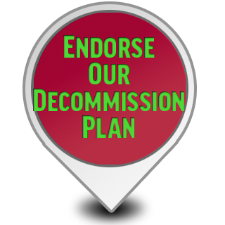Endorse Our Decommission Plan
