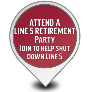Attend a Line 5 Retirement Party