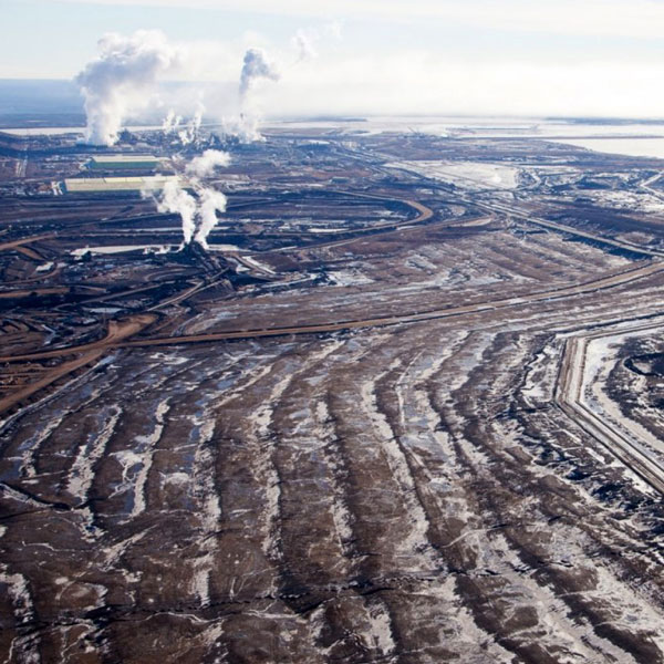 Tar Sands Extraction