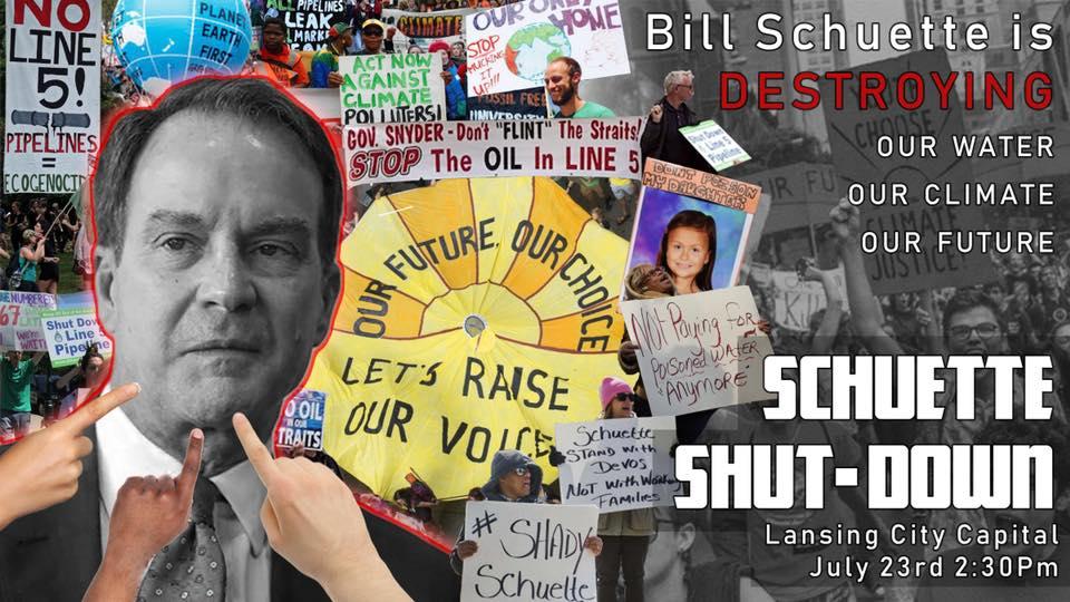 Shuette Shut-Down Rally