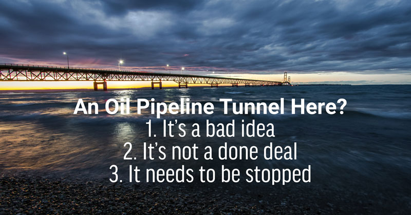Oil Tunnel is a Bad Idea that Needs to be Stopped