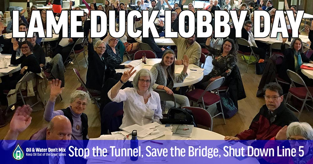 Lame Duck Lobby Day