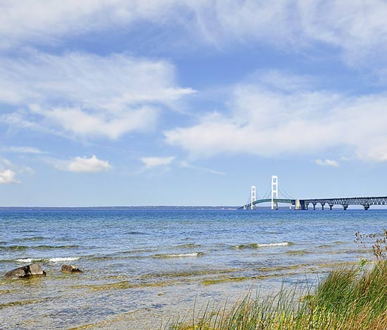 Straits of Mackinac