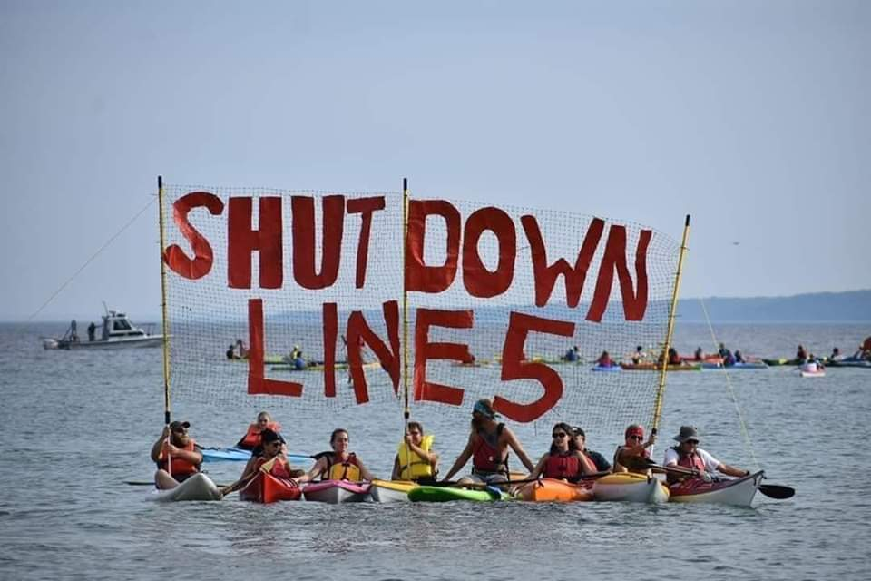 Pipe Out Paddle Flotilla