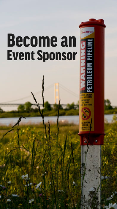 Become an Event Sponsor