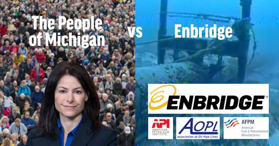 People vs Enbridge