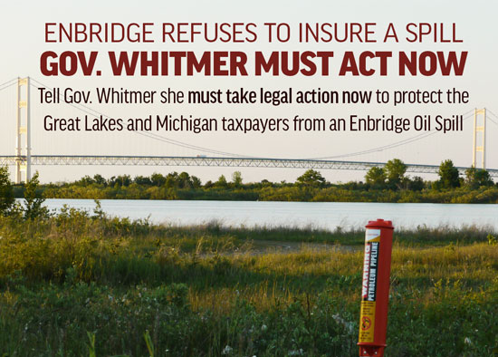 Gov. Whitmer Must Act Now